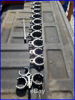 Snap On 1/2 Drive Large CrowsFoot 13pc. Set 1&3/8 to 2&1/2