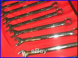 Snap On 23 Pc Wrench Set Unused Read Desription 8-27mm + 29,30,32m