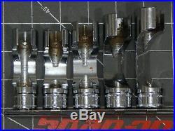 Snap On 5Pc Metric 3/8 Dr Flare Nut Socket Set 15MM 16 17 18 19MM FRXM FRXM19