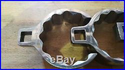 Snap On And Proto 14pc Deep 12pt Flare nut Crowsfoot Wrench Set 1/2 Drive