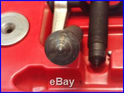 Snap On Bar Type Gear Puller Set CJ282B Minty