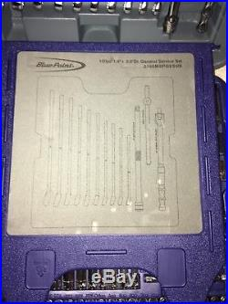 Snap On Blue Point 100pc 1/4 + 3/8 Dr General Service Set