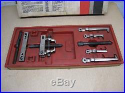 Snap On CJ2002 Interchangable Gear Puller Set Used Free Shipping