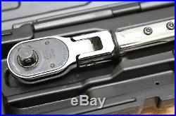 Snap On ½ Drive Eletronic Torque Wrench ATECH3F250GB W Manual