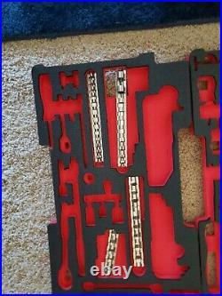 Snap-On GMTK General Mechanic's Tool Kit Foam Cutouts 7pc Set 6 Drawer + Top