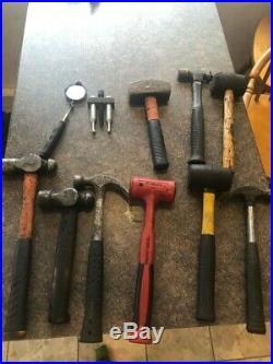 Snap On Job Lot -garage Setup-complete Tools