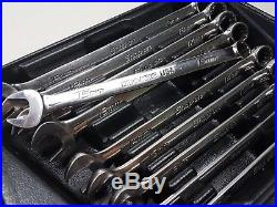 Snap On Spanners 10-19mm OEXM