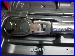 Snap-On Techangle Electronic Torque-Angle Wrench atech3fr300b 15-300 ft/lb