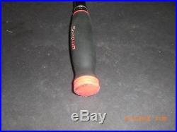 Snap On Tools 1/2 Drive Dual 80 Soft Grip Locking Flex Head Ratchet SHX80B