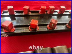 Snap On Tools 1/2drive Deep Impact Socket Set On Mac Tools Tray 15-30mm