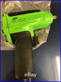 Snap On Tools 3/8 Drive Impact Air Gun USED Fully Refurbished