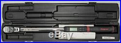 Snap On Tools ATECH3FR250B 1/2 Drive Digital Torque Wrench