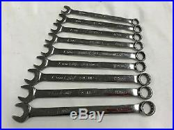 Snap On Tools SOEXM710 Metric Flank Drive Plus Wrench Set 10-19mm PPS 2549