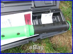 Snap-on 1/2 Digital Torque Wrench Flex Head Angled ATECH3FR250GB 12.5-250 ft lb