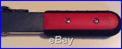 Snap-on 1/2 drive 40 250 ft lb Flex Head Torque Wrench TQFR250E April 15