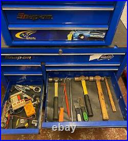 Snap on 40 Roll Cab 26 Subaru Top box with Quality hand tools Snap on Toolbox