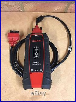 Snap-on Scan-module for Verus and Verus Pro