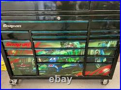 Snap on Tool Box, Roll Cab and Top Box, Toolbox