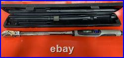 Snap-on Tools ATECH3FR250 TechAngle Torque Wrench 1/2 Flex Head with Case