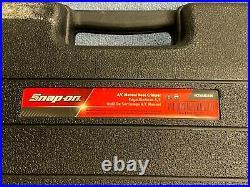 Snap-on Tools Actman2100 Manual A/c Hose Crimper Set