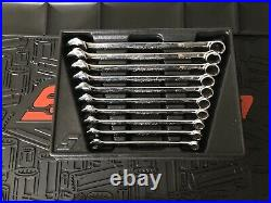 Snap-on Tools Flank Drive Plus Spanners 10-19mm Set SOEXM710