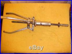 Snap-on Tools Interchangeable 3-jaw Slide Hammer Puller Set Cj2004