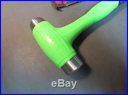 Snap on hammer & punch / chisel set fd-26