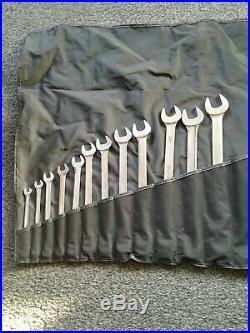 Snap on imperial spanner set 5/16 1