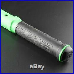 Snap on techangle 3/8 drive torque wrench atech2f100vg electronic digital flex