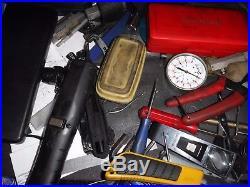 Snap on tool box Full of tools