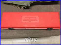 Snap on tools screwdriver set MASTER RATCHETING SET BLACK hard handles