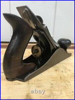 Stanley Bailey No 2 Hand Plane Low Knob Early Type