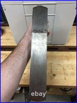 Stanley Bailey No 62 Low Angle Jack Hand Plane V Logo Blade