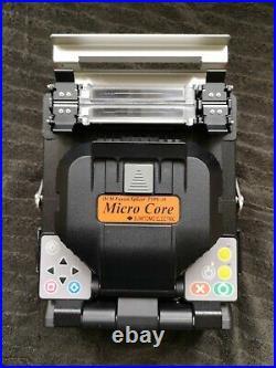 Summitomo type 39 fusion splicer + Cleaver