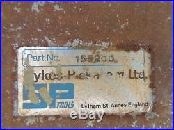Sykes Pickavant 155 200 Pulling Kit Most Parts Unused
