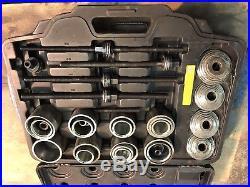 Sykes pickavant Bush Remover Installer Tools Press Pull Sleeve Set