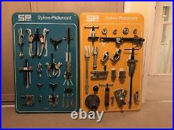 Sykes pickavant hydraulic puller Set (Haynes Manual Research Department Rare)