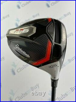 TaylorMade M6 10.5 Deg Driver Mens Right Hand Regular Flex Head Cover and Tool