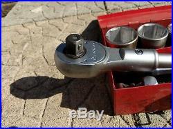 Tengtools 3/4 18pc Socket Set
