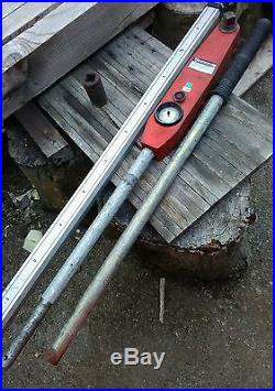 Torque leader 1 inch drive torque wrench EDS2000. 1500 lbf-ft 2000nm