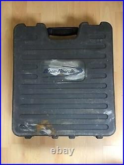 UPGRADED Blue Point 100pc 1/4 3/8 General Service Socket Set Snap On RRP£500+