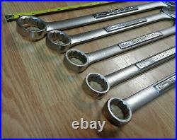 USA Made = CRAFTSMAN = 22mm 23mm 24mm 25mm 30mm WRENCH SET LARGE METRIC Big mm