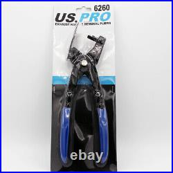 US PRO Exhaust Hanger Removal Pliers, Can Be Used One Handed 6260