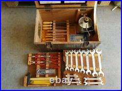 Unbenutzte große Marine Elektriker Werkzeugausstattung Werkzeugsatz Bundeswehr