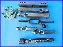 Used, Snap On Gear Puller Set, Two Sets Of Jaws