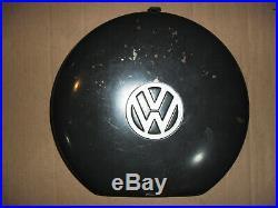 VW Hazet Tourist ROUND BOX Spare Tire Tool Kit Porsche-Hazet vintage & Original