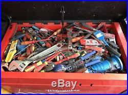 Van Vault And Hand Tools Job Lot