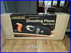 Veritas Shooting Board Plane (Right Hand)