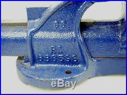 Vice Record No 36 Quick Release Vise Large Heavy Duty Workshop Garage Engineer
