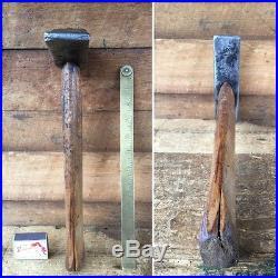 Vintage BLACKSMITHS 1.9kg! Saw Doctors HAMMER Old Antique Hand Tool #308